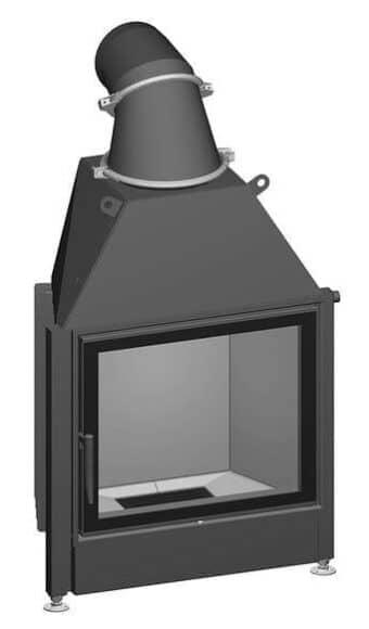 Kamineinsatz Spartherm Mini S - Türanschlag rechts