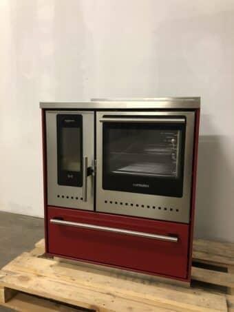 Tischherd Artecalore RXL 70 - Rot + Ausstellungsstück