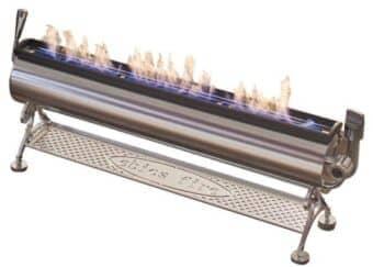 Bio-Ethanolkamin ebios-fire Steel - Edelstahl