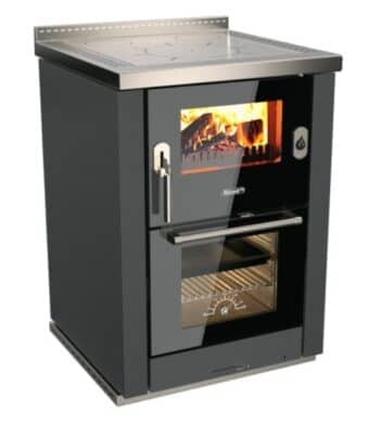 Tischherd Rizzoli ML 60 LUX Standard Anthrazit